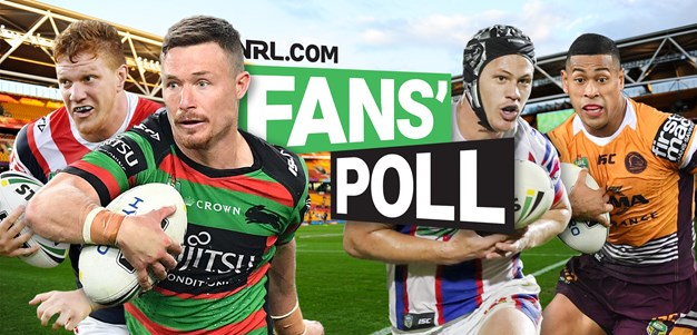 Results out from official NRL fans' poll