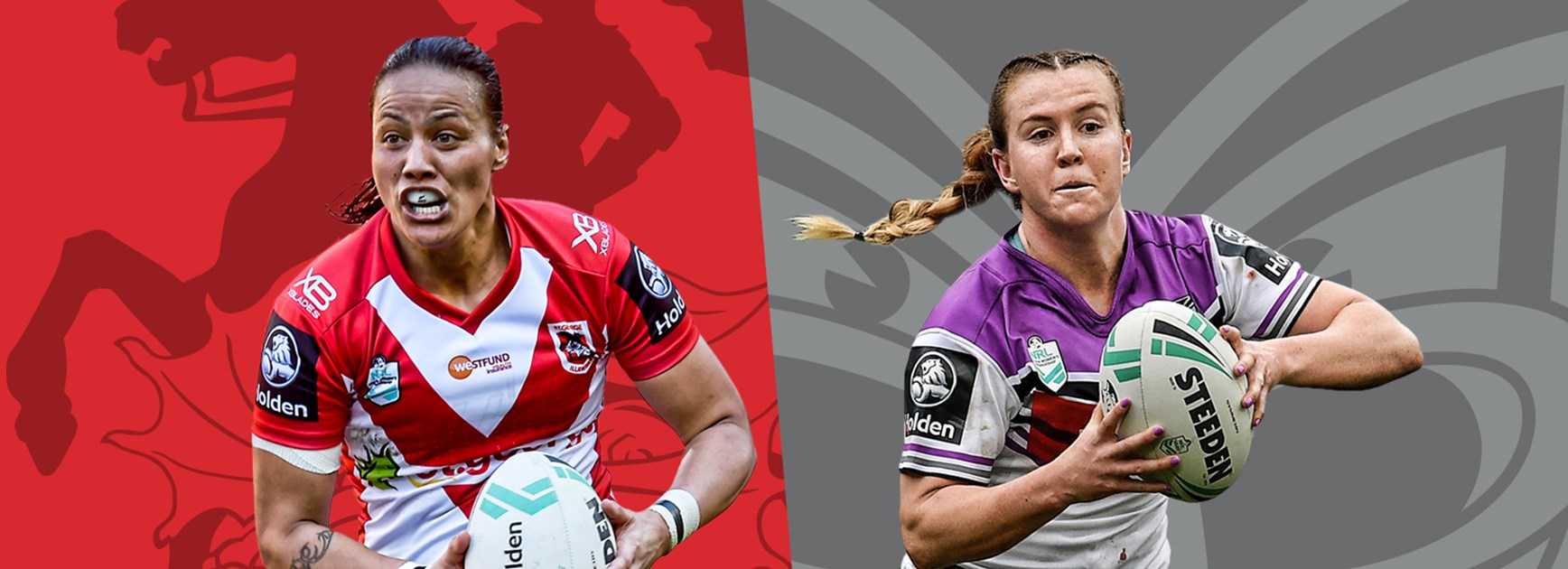 Dragons v Warriors: NRLW Round 2 preview