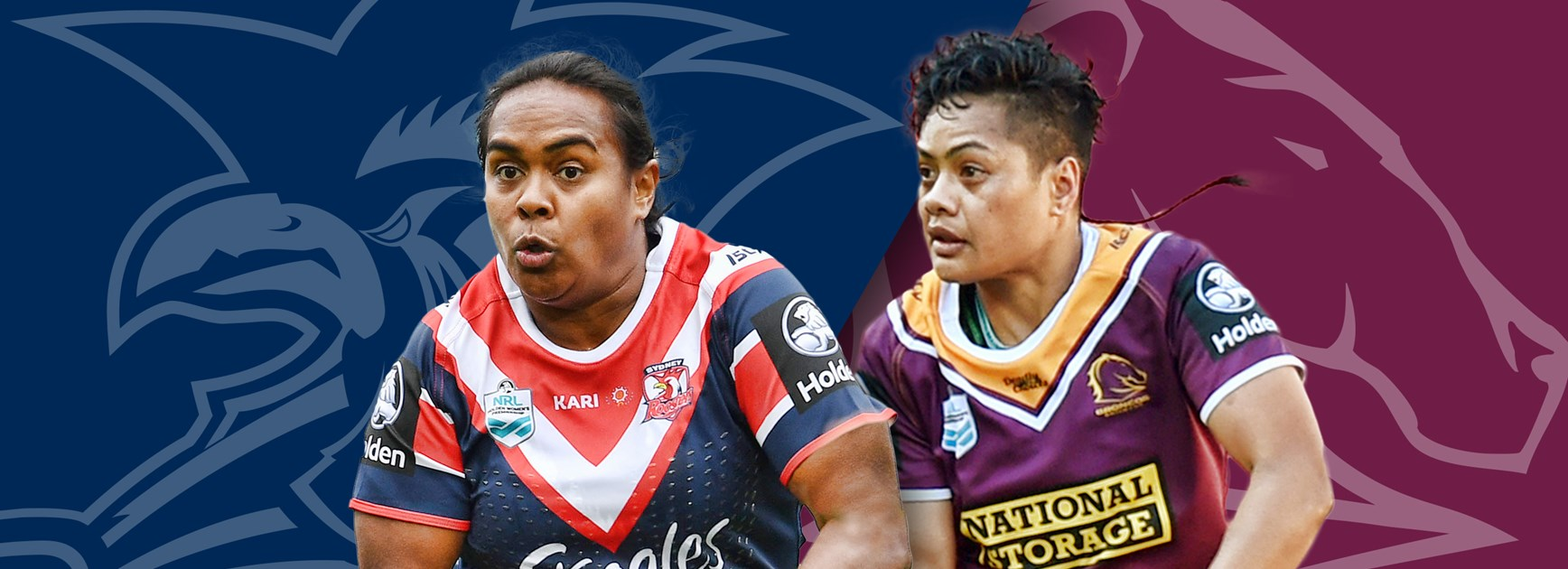 Roosters v Broncos: NRLW Round 2 preview