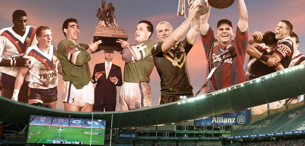 Knights feature in memorable Allianz Stadium moments