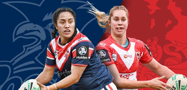Roosters v Dragons: NRLW Round 3 preview