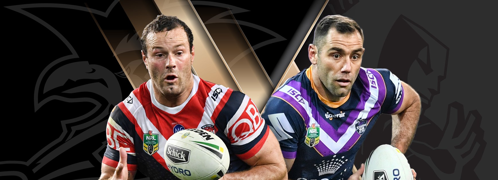 Roosters v Storm: Cronk to play, Slater primed for farewell