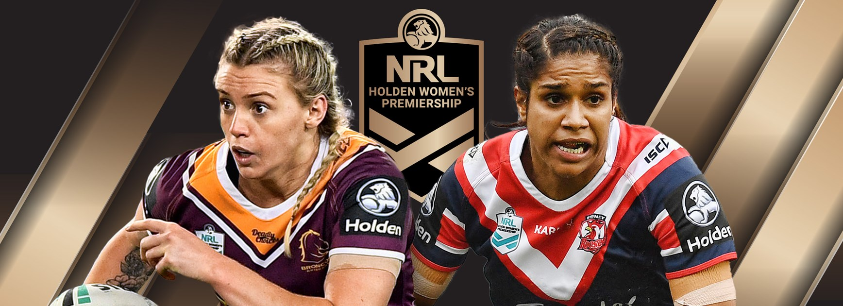 Broncos v Roosters: NRLW grand final preview