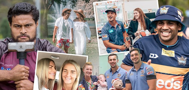 NRL Social: Christmas spirit, bae love and epic pics