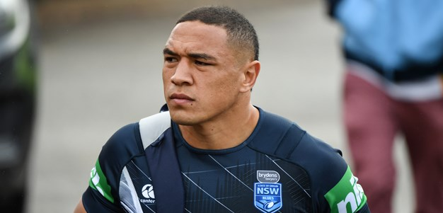 Frizell relishing big brother role with Cleary