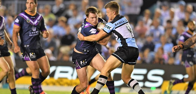 Last Storm-Sharks clash for Knights-bound Glasby