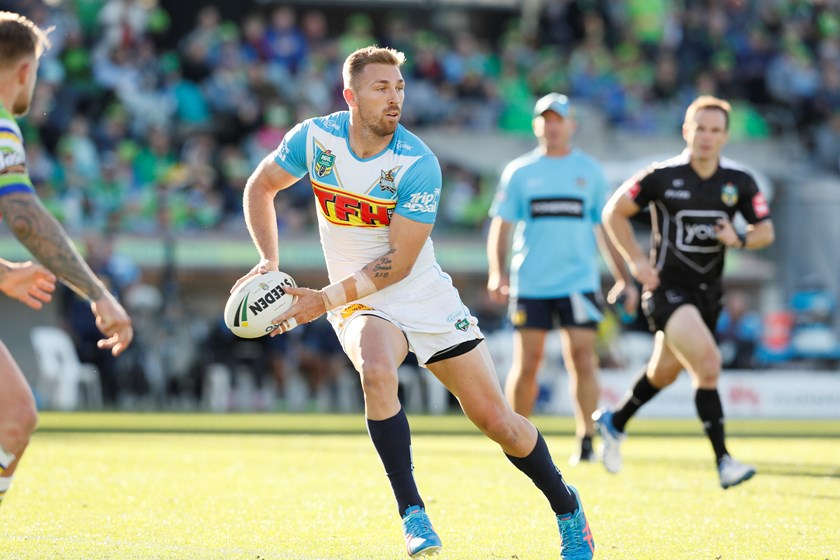 Titans utility Bryce Cartwright.