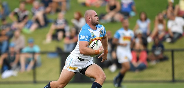 Fearless Keegan Hipgrave won't change aggressive ways for Gold Coast Titans