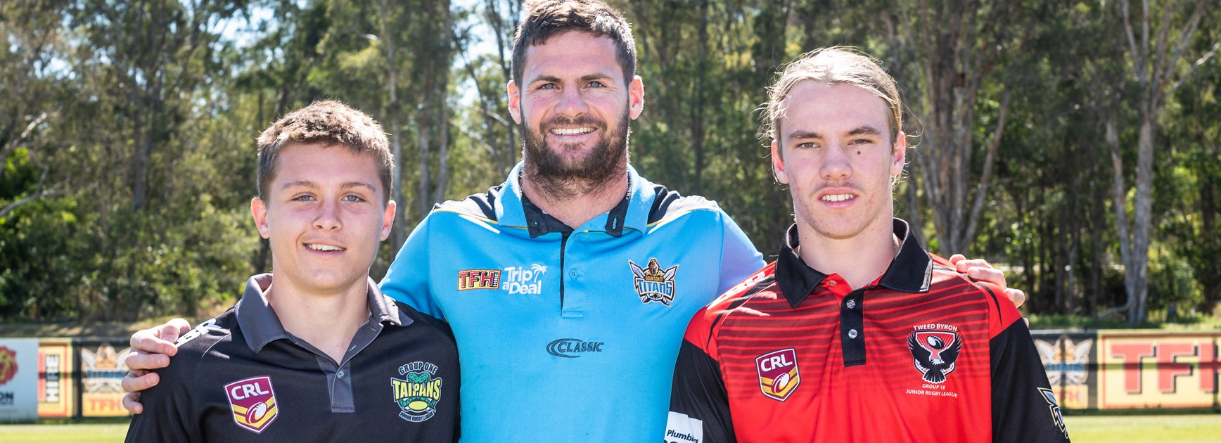 Titans join forces with NSW Northern Rivers region in historic deal