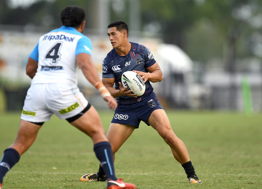 Warriors skipper Roger Tuivasa-Sheck.
