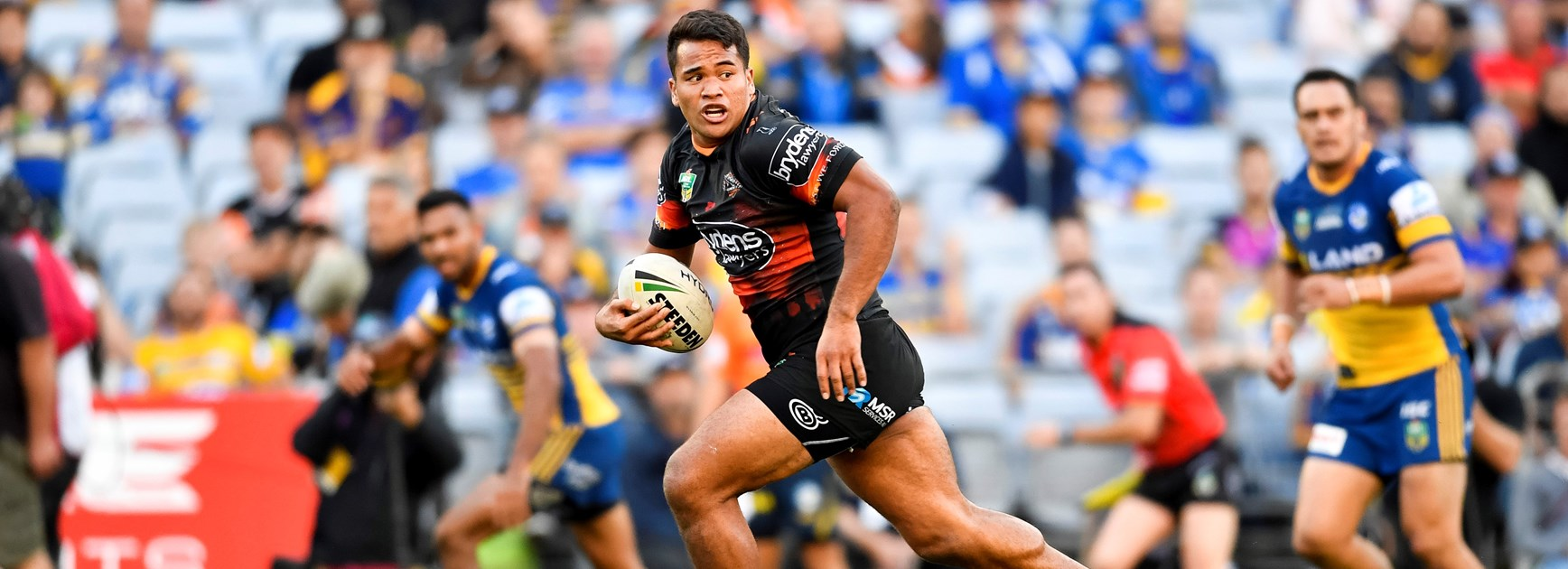 Marsters eager for a Kiwis jersey
