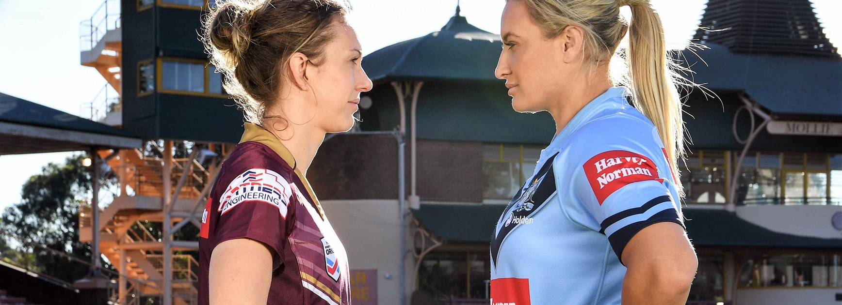 Countdown is on for Holden Women's State of Origin
