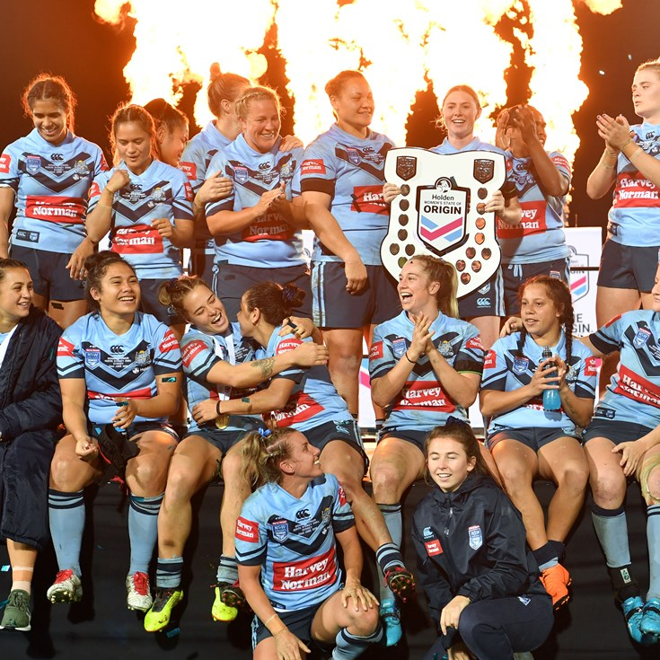 Origin preparations begin as NSW get first use of elite facility