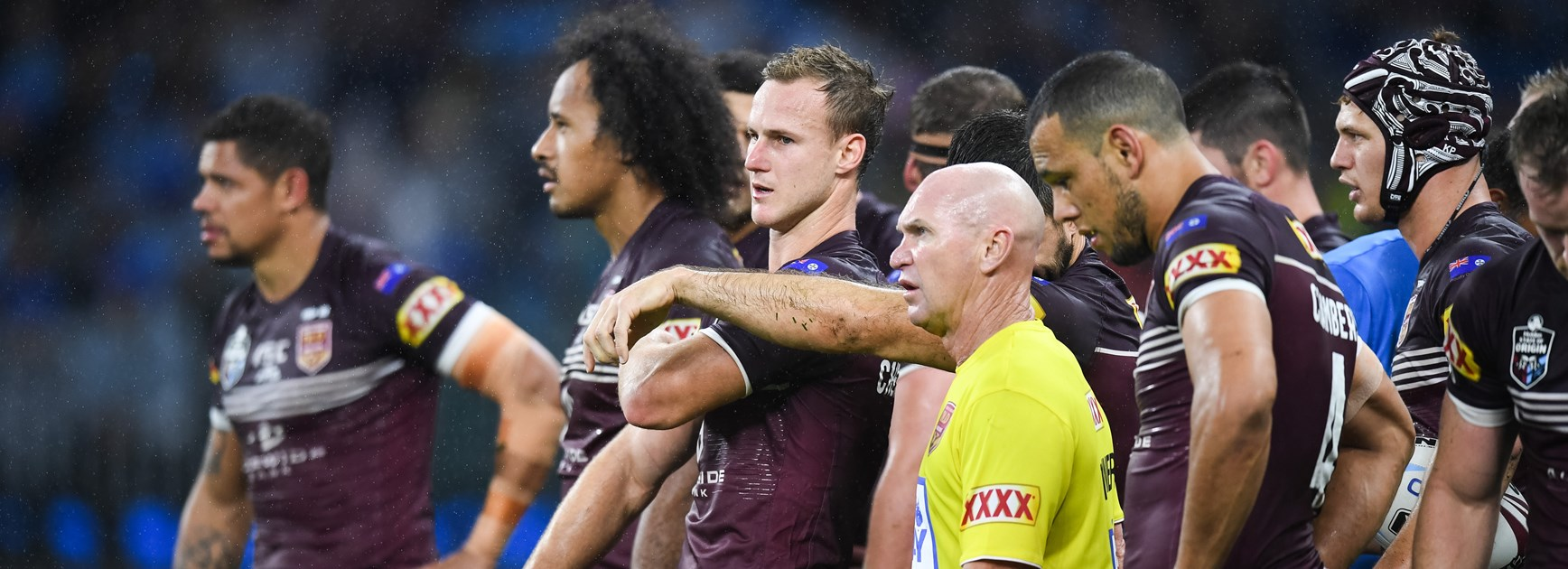 DCE confident Maroons can move past Origin II horror show