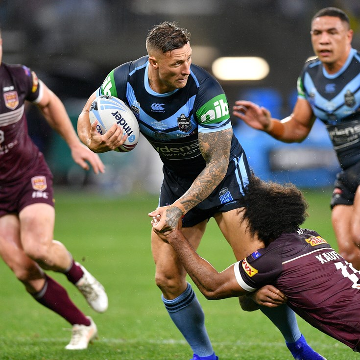 'I have done nothing wrong': Sims outlines bid to play in Origin decider