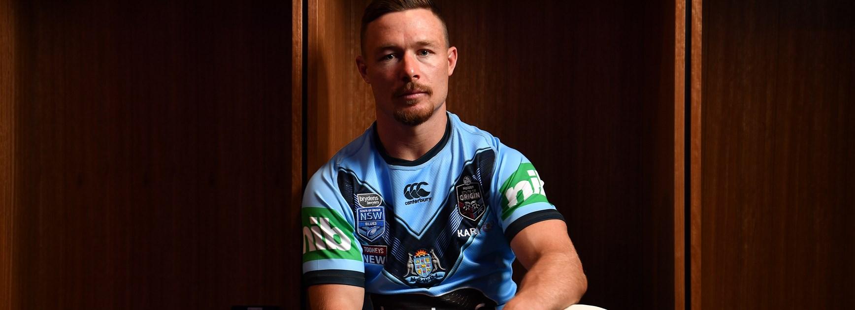 NSW hooker Damien Cook.