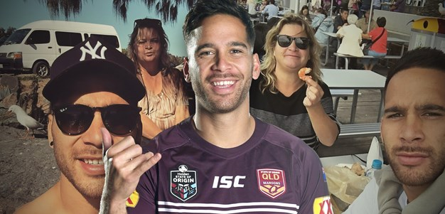 'I wouldn't be here without my mum': Norman