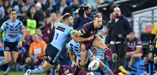 DCE had one point to make but fate intervened
