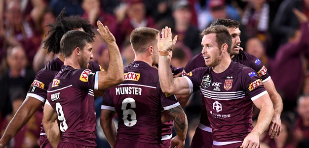 Give Maroons half a chance and they'll pounce: Morgan