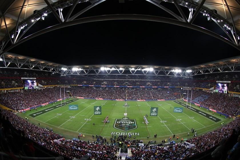 Brisbane's Suncorp Stadium is a potential grand final venue.