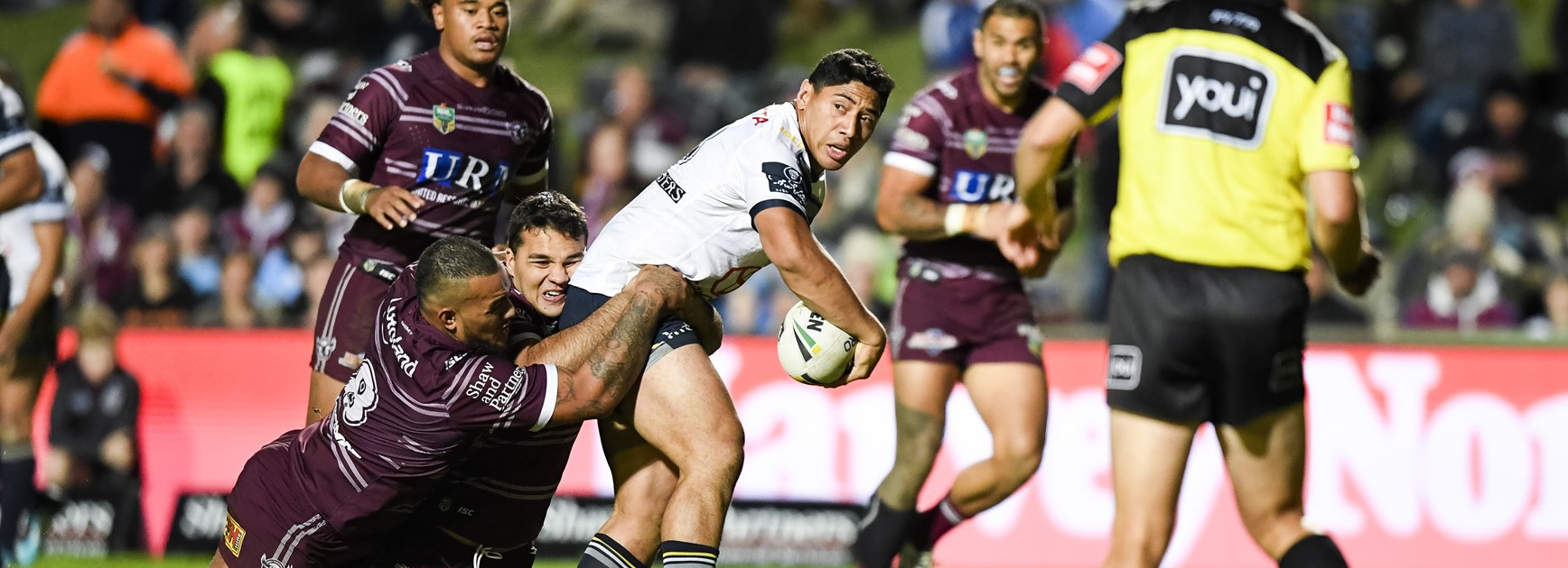North Queensland lock Jason Taumalolo.