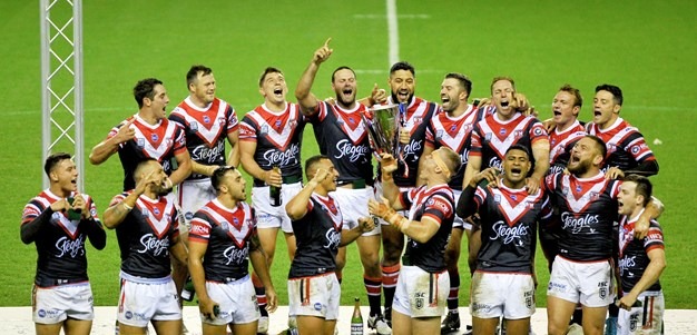Morris stars as Roosters beat Wigan in WCC