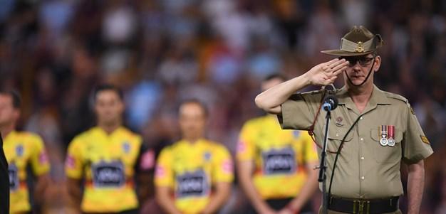 Poppy Appeal proceeds going to NRL partner Veteran Sport Australia