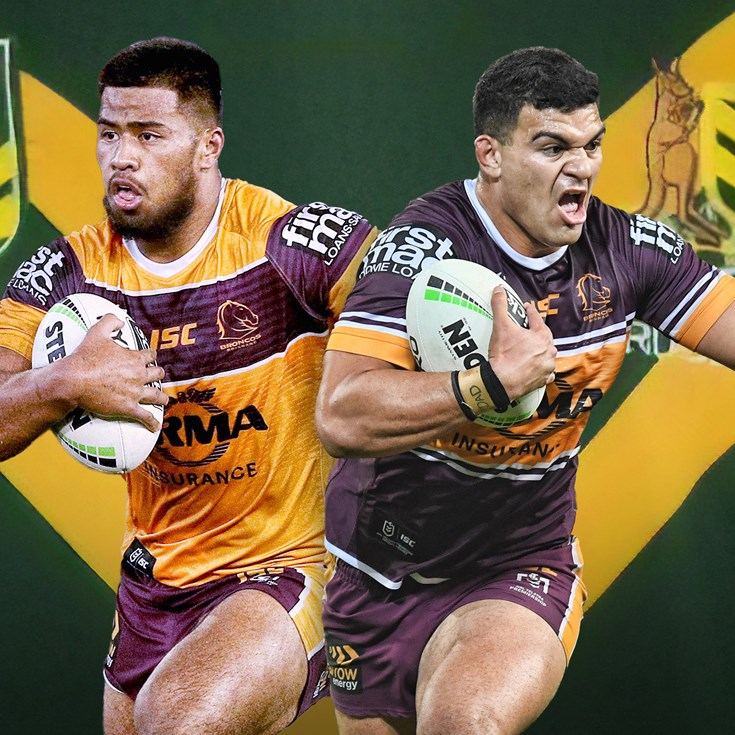 Renouf: Young Broncos Stars Getting Just Rewards