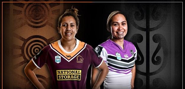 Indigenous Women's All-Stars v NZ Māori Ferns preview