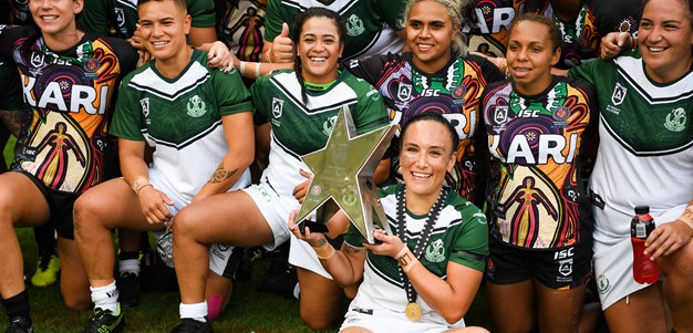 New Zealand Maori women outlast Indigenous All Stars