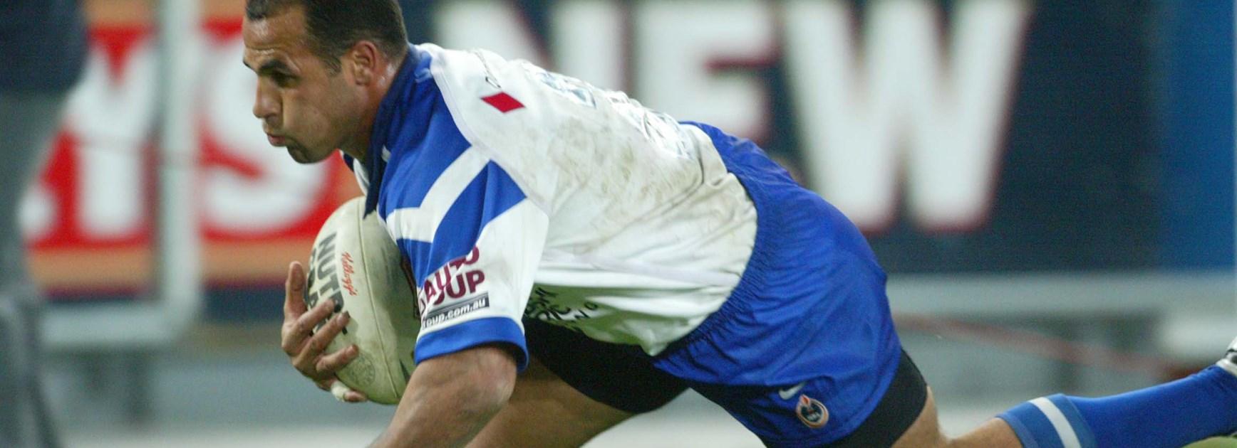 Bulldogs legend Hazem El Masri.
