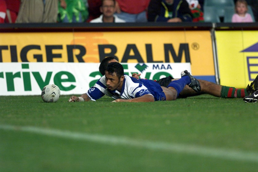 Try time for Nigel Vagana in 2002 before the salary cap scandal broke.