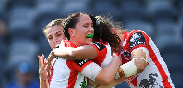 Dragons NRLW: 2019 by the numbers