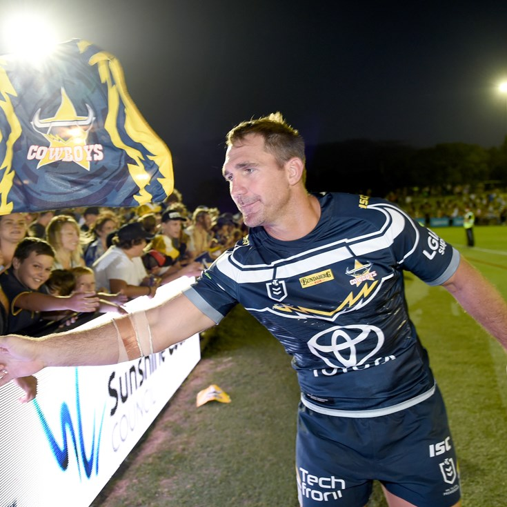 'A big part of our legacy': Green pays tribute to retiring Bolton
