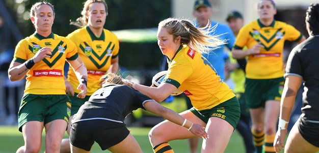 World Cup scheduling concern for Apps, Jillaroos