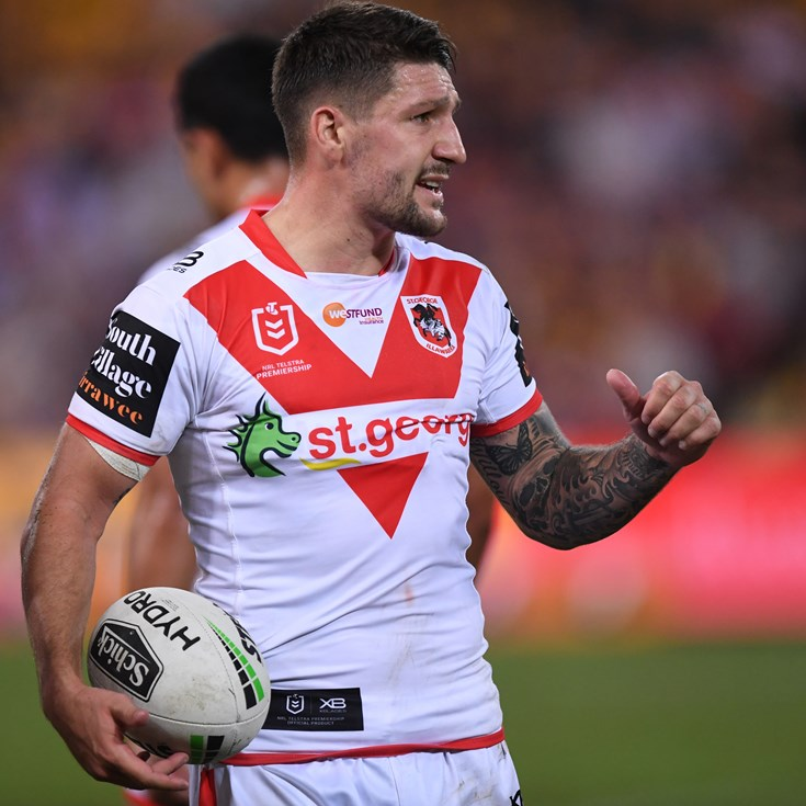 Injured Widdop set for coaching role ahead of August return