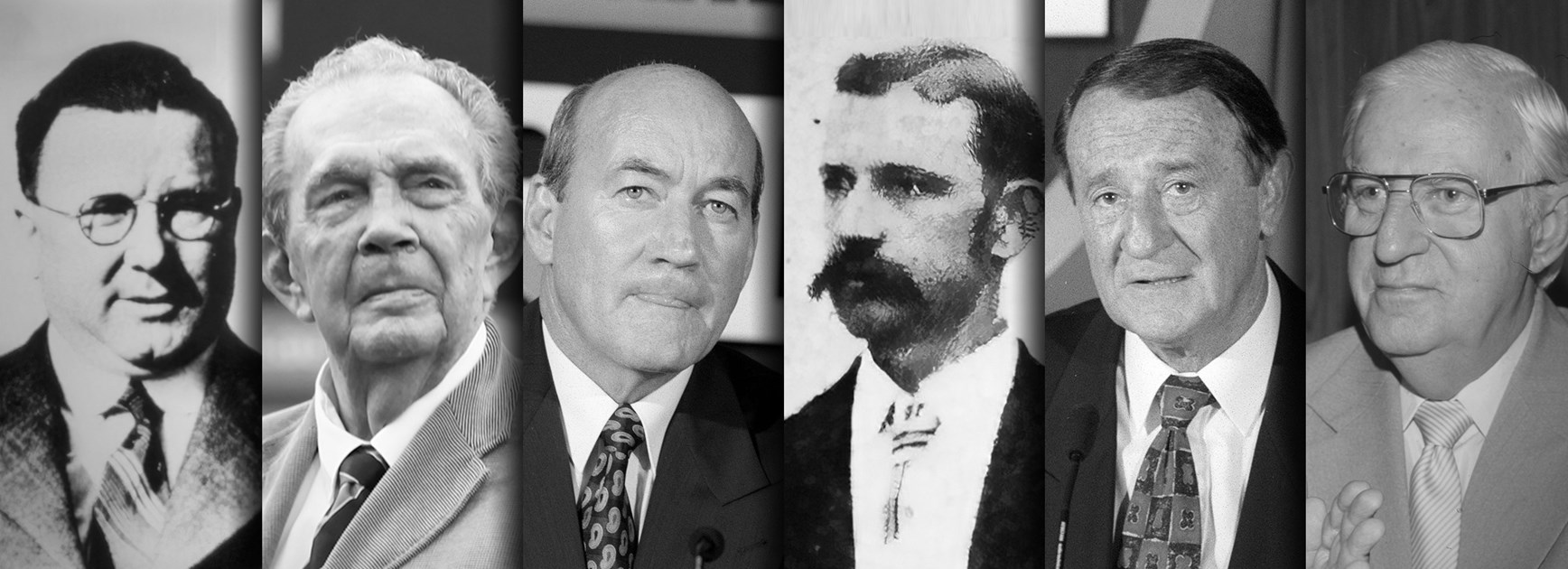 Legendary administrators short-listed for Hall of Fame