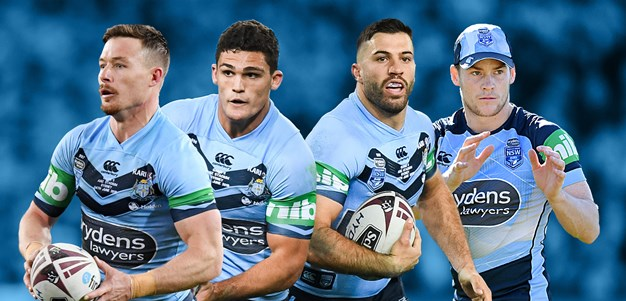 Ranking the Blues spine candidates for 2019 Origin