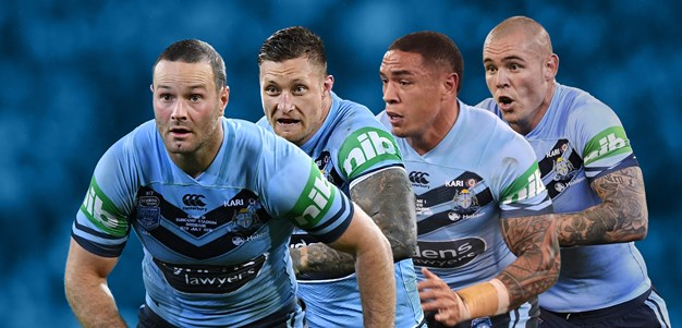 Ranking the Blues forwards candidates for Origin 2019