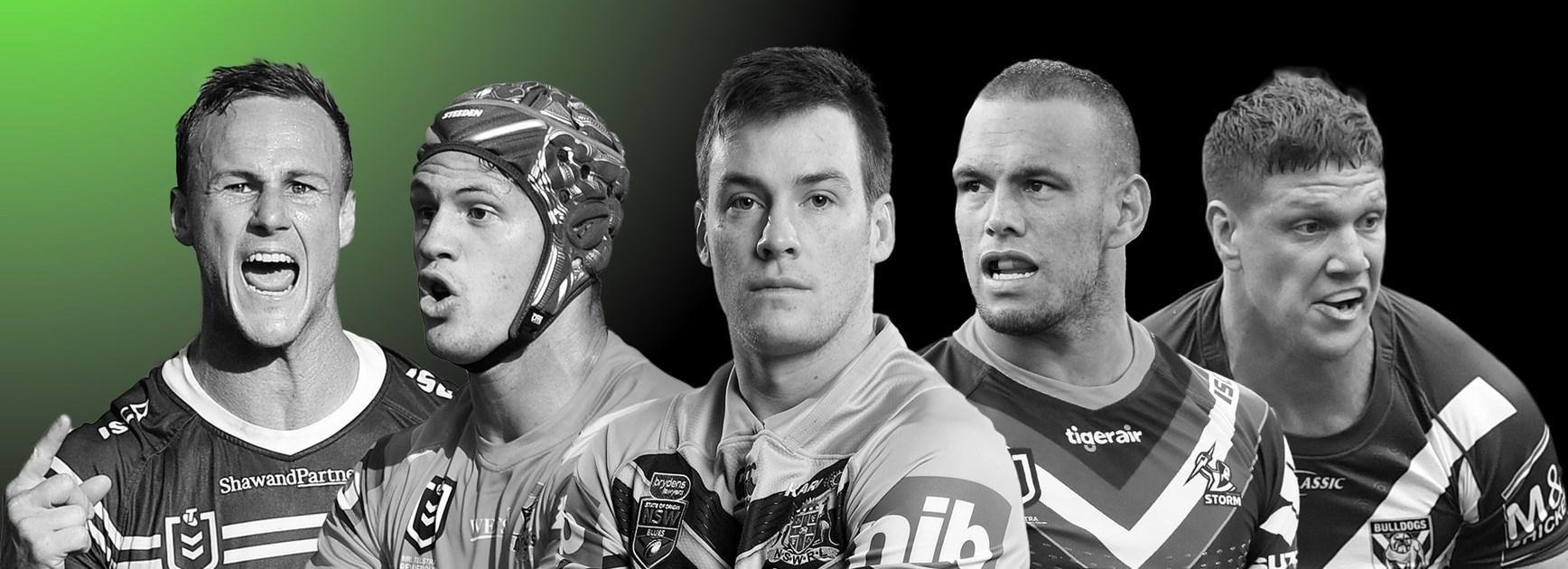NRL Players' Poll: Part 2 - Hardest hitter, best sledger and transfer window
