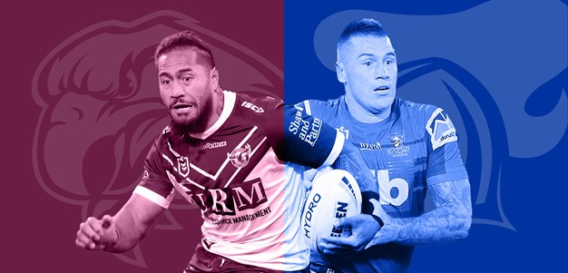 Sea Eagles v Knights: Round 20 preview
