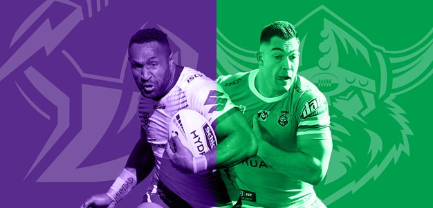 Storm v Raiders - Round 22 preview