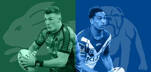 Rabbitohs v Bulldogs: Burgess, Burns return to face unchanged Bulldogs