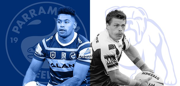 Eels v Bulldogs: Round 23 preview