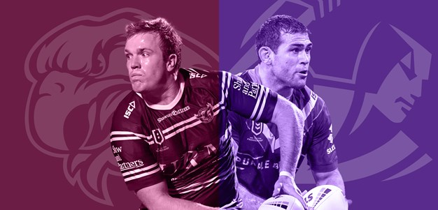 Sea Eagles v Storm - Round 24 preview