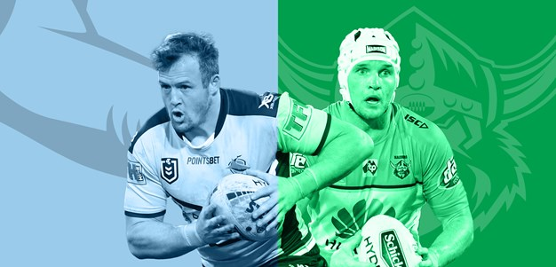 Sharks v Raiders: Round 24 preview