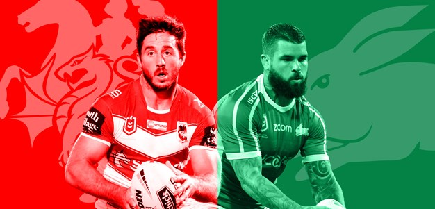 Dragons v Rabbitohs: Round 2 preview