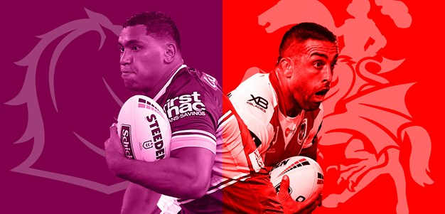 Preview: Broncos v Dragons