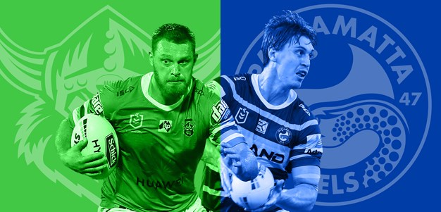 Raiders v Eels: Round 5 preview
