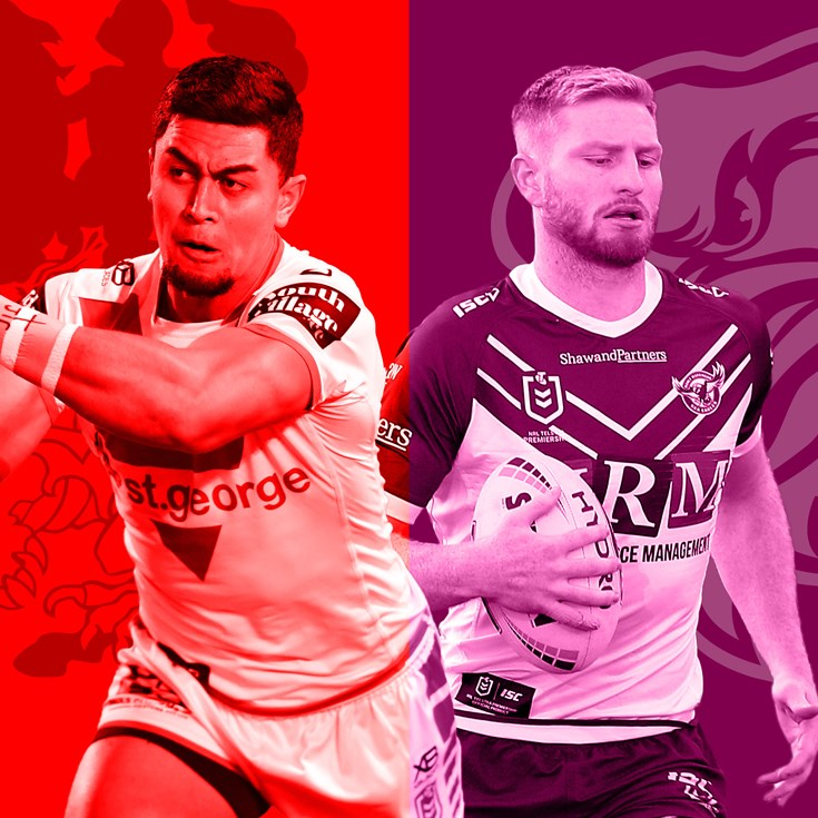 Match Preview: Dragons v Sea Eagles